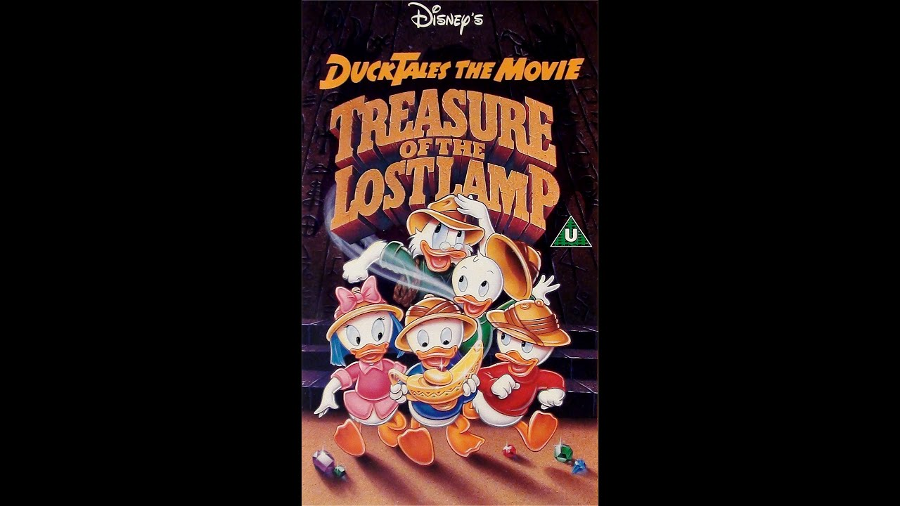 Digitized opening to DuckTales The Movie: Treasure of the Lost ...