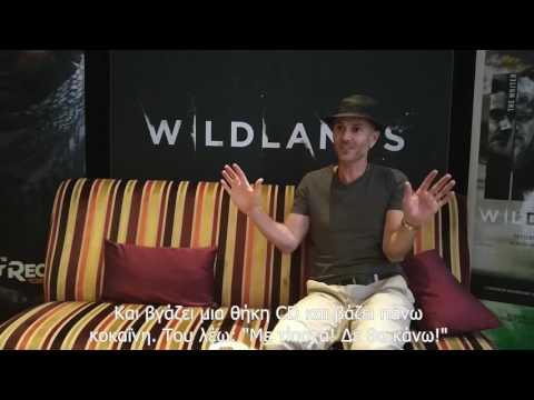 """Συνέντευξη με τον Rusty Young - Αφηγητή του ντοκιμαντέρ """"Wildlands"""""""