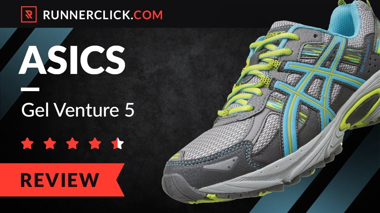 3c3d8b73831 Asics Gel Venture 5 – Buy or Not in 2018? | Runnerclick.com - YouTube