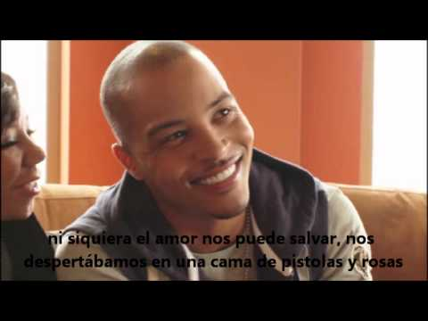 T.I. Feat. Pink - Guns and Roses (Subtitulado)