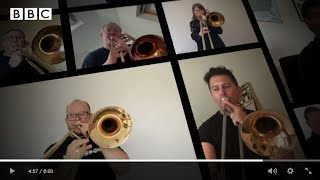 Bach's Passicagllia performed by the Trombones of the BBC Orchestra & Choirs