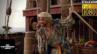 """Arabian Nights"" / Opening scene 