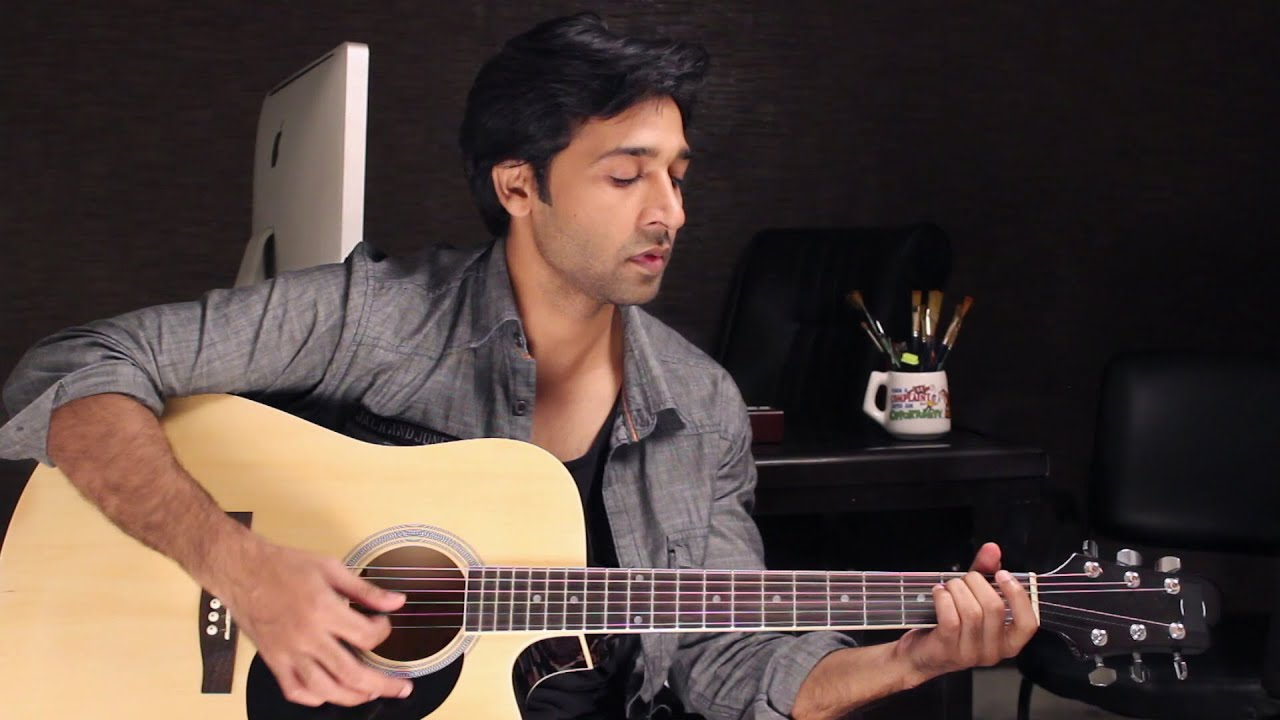 Aisi Lagi Lagan Anup Jalota Guitar Cover By Veer Kumar Youtube