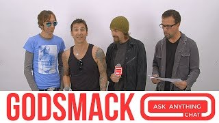 Godsmack Tatt Face-Off w/Sully & Shannon