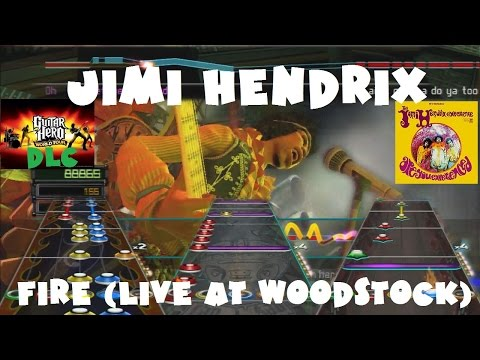Jimi Hendrix - Fire (Live at Woodstock) -...