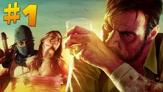 Max Payne 3 - Gameplay Walkthrough - Part 1 - Chapter 1 (X360/PS3/PC) [HD]