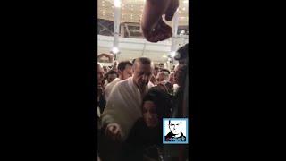 Cumhurbaşkanı Erdoğan'ın Kabe'ye girişi