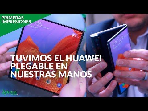 """El smartphone plegable de Xiaomi sería el más """"económico"""" del mercado: menos de la mitad del Mate X y menos..."""