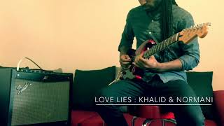 Khalid & Normani - Love Lies ROCK VERSION