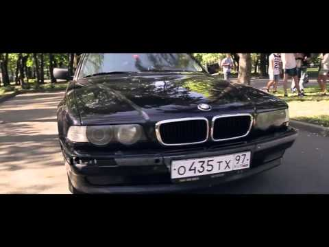 Тест драйв  BMW 750LD