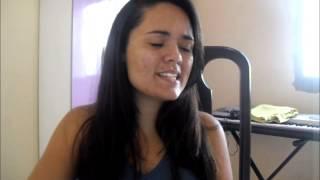 Sou Humano - Bruna Karla ( cover by Amanda Ruth)