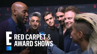 """Queer Eye"" Stars Talk Paying Homage to Original Series 