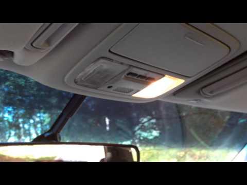2006 Honda Pilot Ex Map/Dome light problem