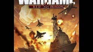 Прохождение Wargame Red Dragon (СССР) pt4 - В Минске не едят собак (морская битва!)