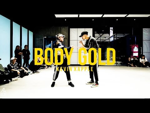 Body Gold - Kevin Vasquez and Apple Yang Choreography / QS Studio
