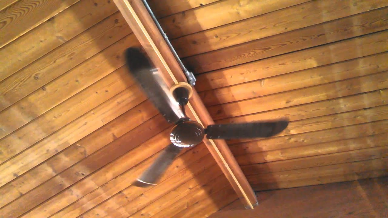 Contech Ceiling Fans In A Church Front Two Fans Speeds