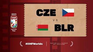 Highlights: CZECH REPUBLIC vs BELARUS | 2021 #IIHFWorlds