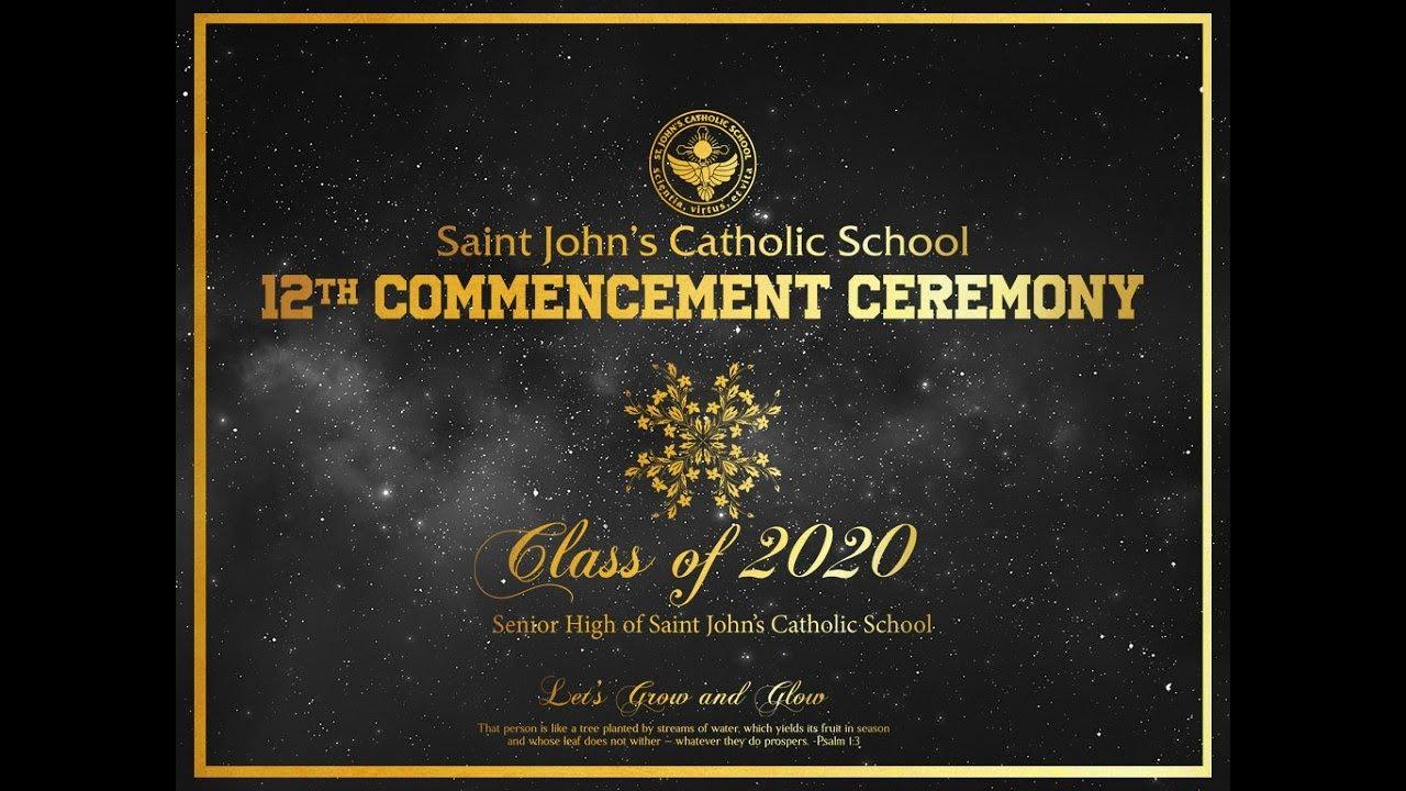 Senior High School Gradution 2020