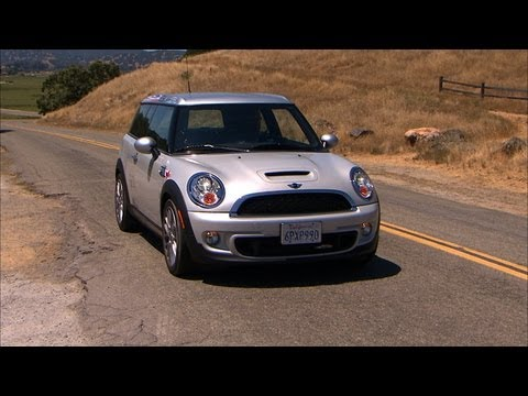 2011 Mini Clubman John Cooper Works Youtube