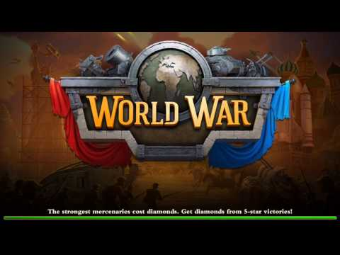 Dominations World War Level 191 Atomic Age vs Level 171 Global Age