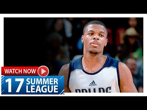 Dennis Smith Jr. Full Highlights vs Lakers (2017.07.16) Summer League - 21 Pts, 6 Ast