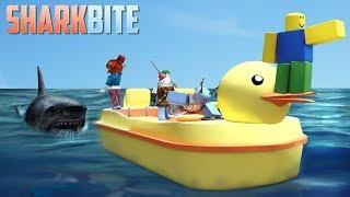 Roblox - SharkBite! - OHH SH**!!