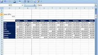 Highline Excel Class 20: Pivot Tables 20 Examples thumbnail