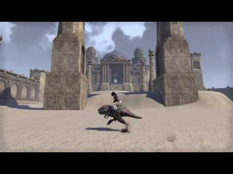 Hew's Bane 2 - Further Exploration! - Out of the Map! (TESO:TU)