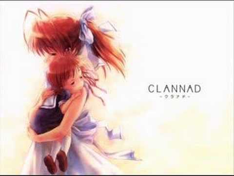 CLANNAD - The palm of a tiny hand