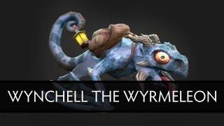 Dota 2 Courier - Wynchell the Wyrmeleon