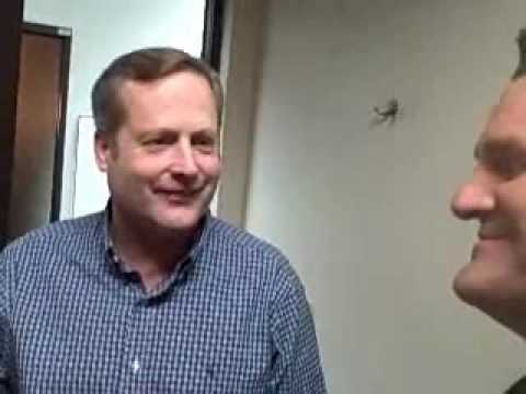 Mike Max with Ken Novak Jr