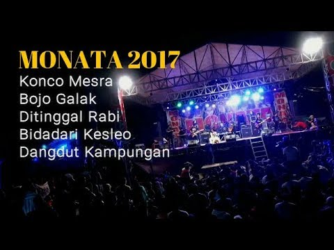Om Monata Bojo Galak Full Album Om monata Terbaru 2017