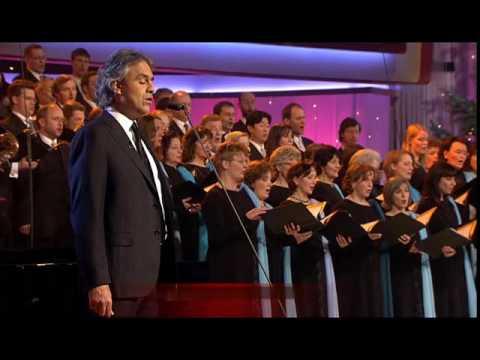 Andrea Bocelli - Adeste Fideles (O Come All Ye Faithful) 2009