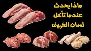 هل تعلم ماذا يحدث لجسمك اذا أكلت لسان الخروف أو لسان العجل ؟ وما فائدته