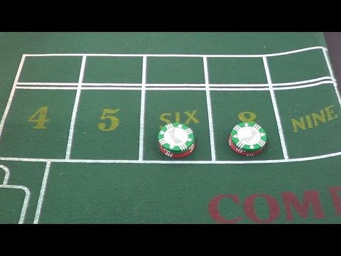How To Win Money With A Crap Table System Easy Gambling Dice