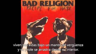 Bad Religion - My poor friend me [Subtitulado en español]