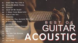 Download Top Acoustic Songs 2021 Collection - Best Guitar Acoustic Cover Of Popular Love Songs Of All Time