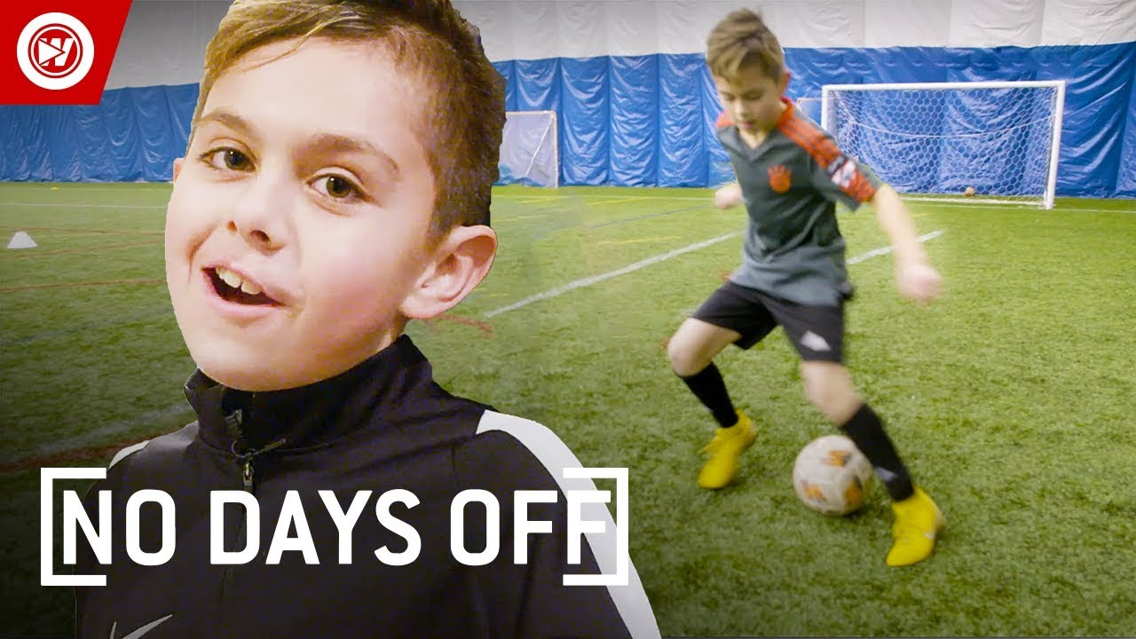 10-Year-Old Soccer SENSATION | Next Lionel Messi?