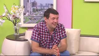 В студии программы «Узнаваемые лица» солист музыкального театра Роман Ромашов