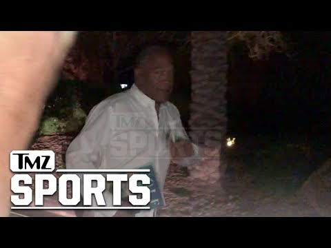 O.J. Simpson Fakes Paparazzi Shot to Make Vegas Massacre Reaction Video | TMZ Sports