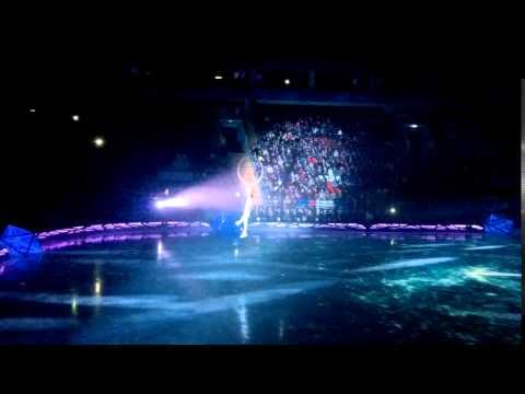 ледовое шоу снежный король 2 француженка под куполом