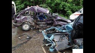 Аварии на дорогах. Подборка 20.07.17