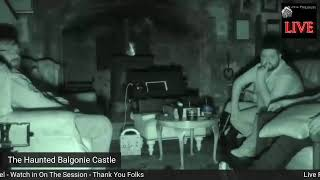 The Haunted Hall - The Lairds Hall at Balgonie Castle