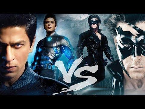 Krrish vs Spiderman part 2 and Hulk bollywood  vs Hollywood 3d Animation indian