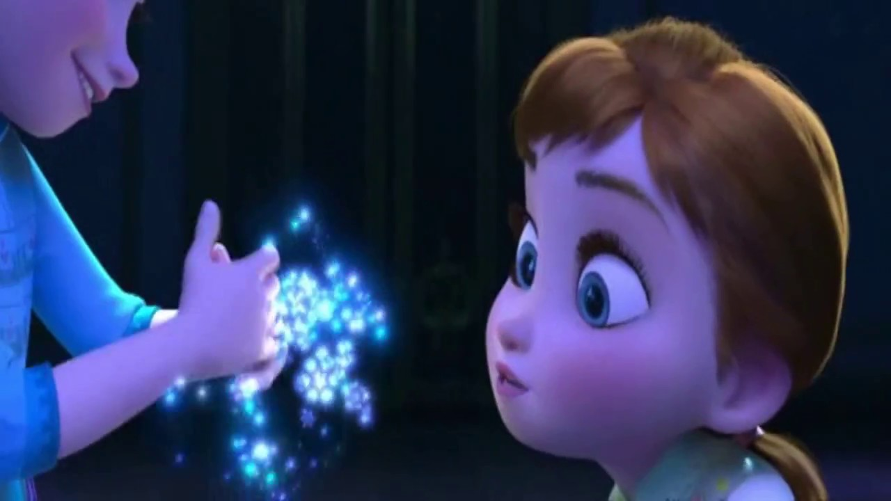 disney movie frozen Anna