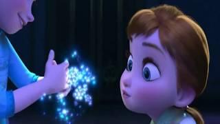 Disney Frozen - Elsa & Anna Best Memorable Frozen Movie Moments - Disney  Movie Animated