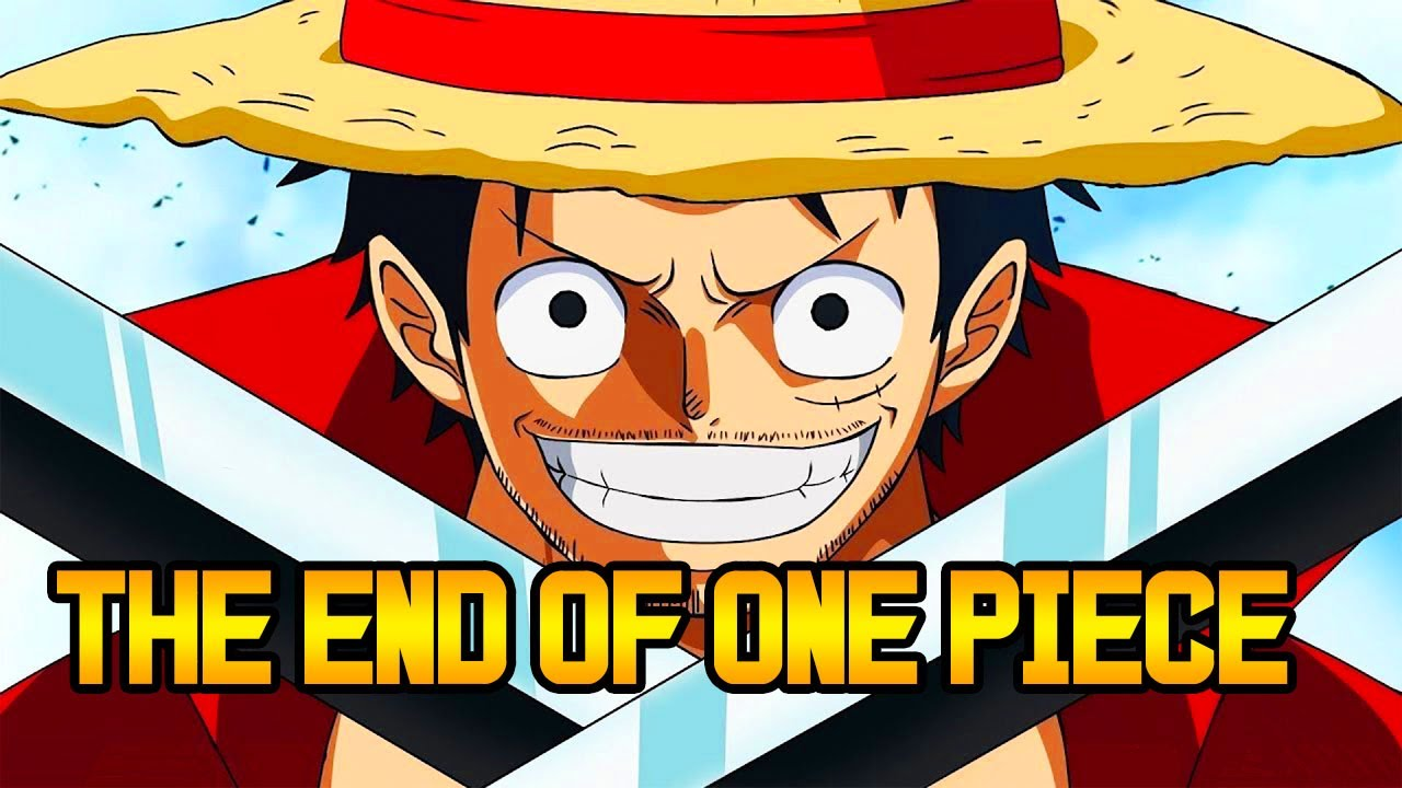 THE END OF ONE PIECE   One Piece Discussion - YouTube