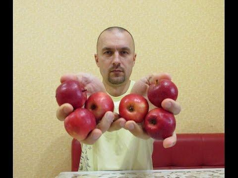 Как на рынке я ищу старые сорта яблок