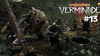 WARHAMMER VERMINTIDE 2 : #013 - Skaven Festung? - Let's Play Warhammer Deutsch / German