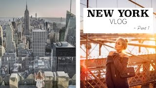 New York Vlog - Part 1